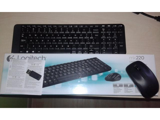 Wireless tastatura i mis - Logitech