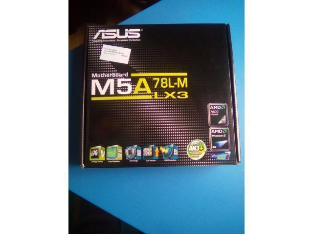 Asus mb-socket am3+ -M5A78L-M lx3 Hitnoo