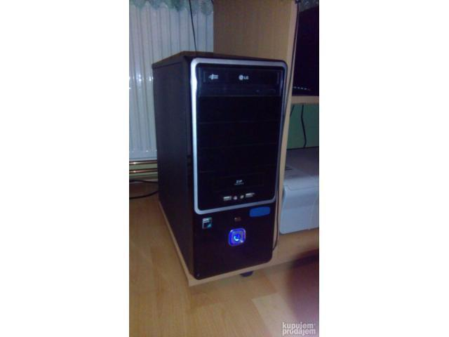 Računar GAMER quad x4 3.5Ghz 8Gb ram Ssd Hdd 500w