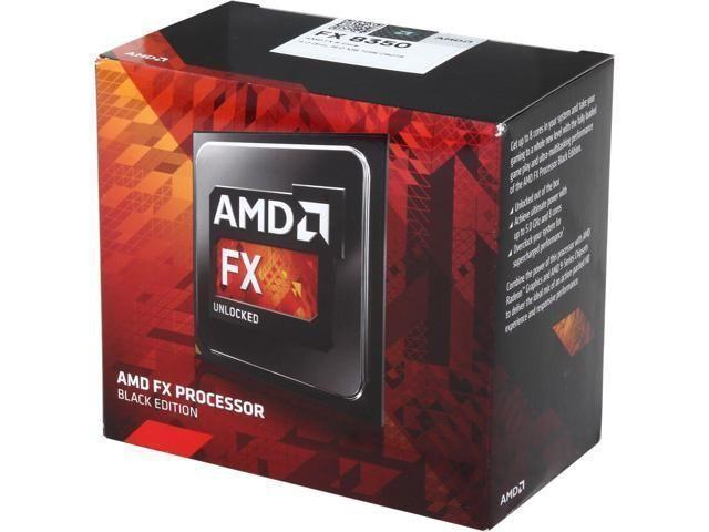 AMD FX-8350 4.00GHz AM3+ BOX