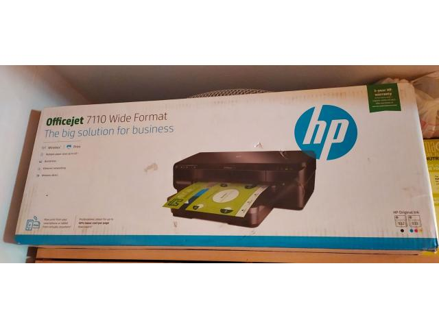 Prodajem NOV HP Officejet 7110