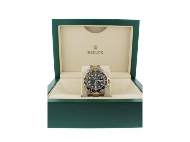 Available ROLEX GMT-MASTER II 116713 WATCH (WHATSAPP: +1 825 994-3253)